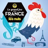 Le grand jeu de la France pour les nuls - Avec 1 plateau de jeu, 300 cartes, 6 pions et 1 dé.pdf