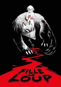 Roc Spinet - Fille et Loup.