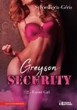 Roca-geris Sylvie - Greyson security Tome 2 - Escort girl.