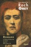 Roch Grey - Romans - Le Château de l'étang rouge ; Les trois lacs ; Age de fer ; Billet circulaire n° 89.