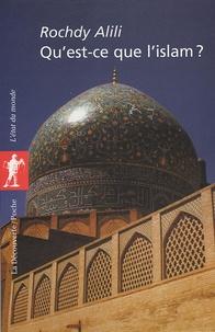 Rochdy Alili - Qu'est-ce que l'Islam?.