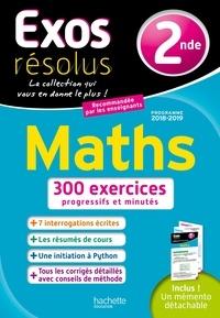 Rocherolle lydia Misset et Marie-Andrée Belarbi - Maths 2nde.
