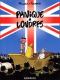 Rochette et  Pétillon - Panique à Londres.