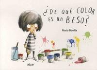 Rocio Bonilla - De que color es un beso?.