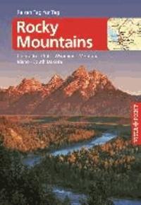 Rocky Mountains - Colorado. Utah. Wyoming. Montana. Idaho. South Dakota.