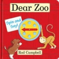 Rod Campbell - Dear Zoo Spin and Say.