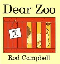 Rod Campbell - Dear Zoo.