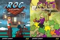 Rod Chabot et Guillaume Demers - ROC  : ROC - La solution grrr - L'épisode Hannah (Tome 3 et 4).