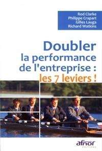 Galabria.be Doubler la performance de l'entreprise : les 7 leviers! Image