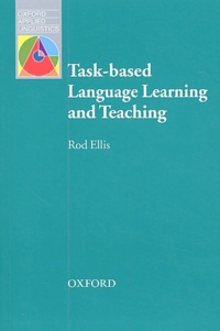 Rod Ellis - Task-based Language Learning and Teaching.