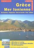 Rod Heikell - Guide nautique des Côtes et Iles Grecques - Tome 1, Mer Ionienne, Péloponnèse, Golfes de Patras et de Corinthe, Golfe Saronique, Crète.