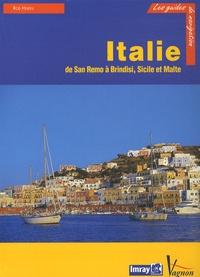 Rod Heikell - Italie, de San Remo à Brindisi, Sicile et Malte.