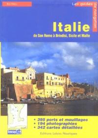Italie - Guide de croisière de San Remo à Brindisi, Sicile et Malte.pdf