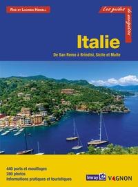 Rod Heikell et Lucinda Heikell - Italie - De San Remo à Brindisi, Sicile et Malte.