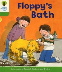Roderick Hunt et Alex Brychta - Floppy's Bath.