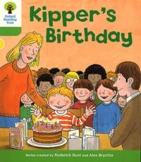 Roderick Hunt et Alex Brychta - Kipper's Birthday.