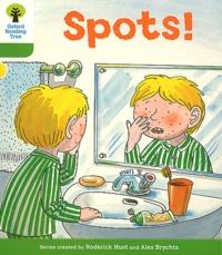 Roderick Hunt et Alex Brychta - Spots !.