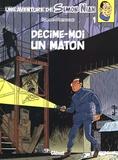 Rodier et François Corteggiani - Une aventure de Simon Nian Tome 1 : Décime-moi un maton.