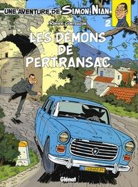 Rodier et François Corteggiani - Une aventure de Simon Nian Tome 2 : Les démons de Pertransac.