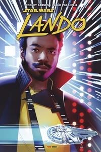 Rodney Barnes et Paolo Villanelli - Star Wars  : Lando - Quitte ou double.