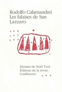 Rodolfo Calamandrei - Les falaises de San Lazzaro.
