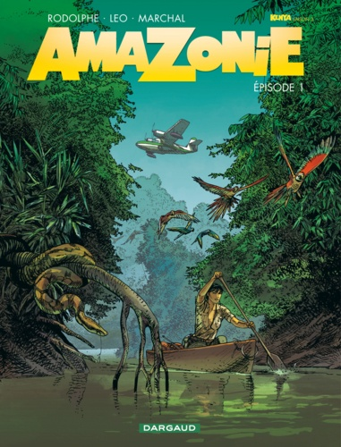 Amazonie Tome 1