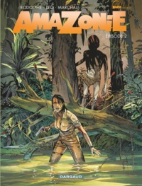Rodolphe et  Léo - Amazonie Tome 2 : .