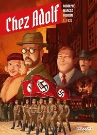Rodolphe et Ramon Marcos - Chez Adolf Tome 1 : 1933.