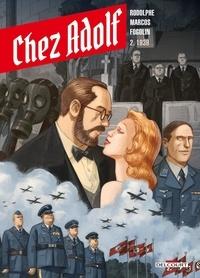 Rodolphe et Ramon Marcos - Chez Adolf Tome 2 : 1939.