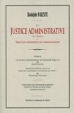 Rodolphe Dareste - La justice administrative en France - Traité du contentieux de l'administration.