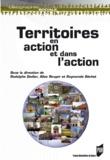 Rodolphe Dodier et Alice Rouyer - Territoires en action et dans l'action.