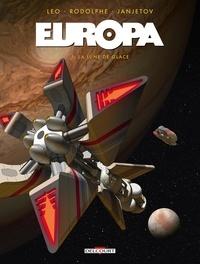 Rodolphe et  Léo - Europa T01 - La Lune de glace.
