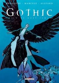 Rodolphe et Philippe Marcelé - Gothic Tome 5 : Satan ne dort jamais.