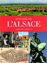 Rodolphe Kaeppelin - Histoire de l'Alsace.