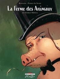 Rodolphe et Patrice Le Sourd - La Ferme des animaux.