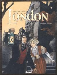 Rodolphe et Isaac Wens - London Tome 1 : La fenêtre fantôme.
