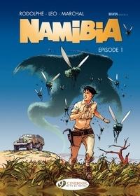 Rodolphe et  Léo - Namibia Tome 1 : .