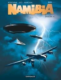 Rodolphe et  Léo - Namibia Tome 4 : .