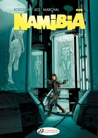 Rodolphe et  Léo - Namibia Tome 5 : .