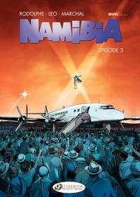 Rodolphe et  Léo - Namibia - Book 3.