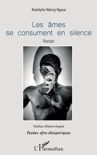 Rodolphe Ndong Ngoua - Les âmes se consument en silence.