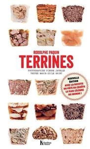Rodolphe Paquin - Terrines.