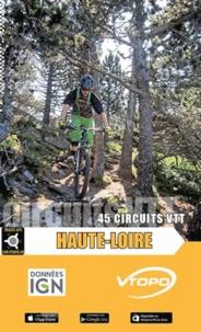 Rodolphe Pasciutto - Haute-Loire - 45 circuits VTT.