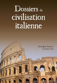 Dossiers de civilisation italienne - Rodolphe Pauvert | Showmesound.org