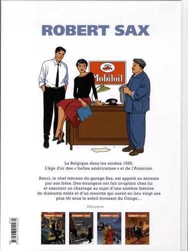 Robert Sax Tome 4 Congo belge