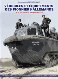 Deedr.fr Véhicules et équipements des pionniers allemands - Les engins amphibies Image