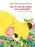Rodoula Pappa et Seng Soun Ratanavanh - Sur le nez du chiot, une sauterelle... - Haïkus pour les quatre saisons.