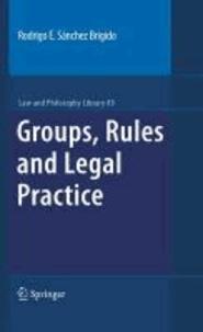 Rodrigo E. Sánchez Brigido - Groups, Rules and Legal Practice.
