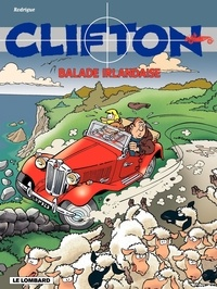 Rodrigue - Clifton Tome 21 : Balade irlandaise.