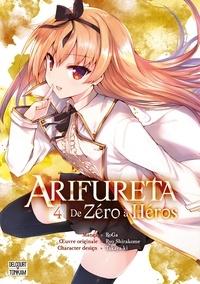 RoGa et Ryo Shirakome - Arifureta : de zéro à héros Tome 4 : .